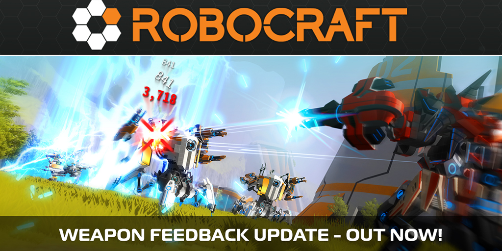 Weapon Feedback Update - Out Now